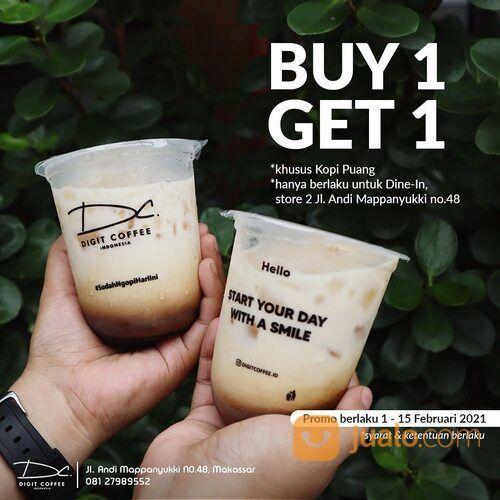 DIGIT Coffee Buy 1 get 1 Free (29467482) di Kota Jakarta Selatan