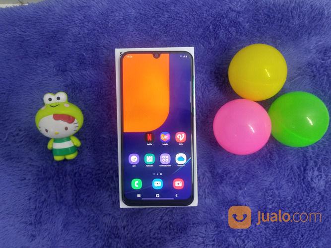 Samsung Galaxy A50s 6/64 2ND LIKE NEW 99% (29467496) di Kab. Bogor