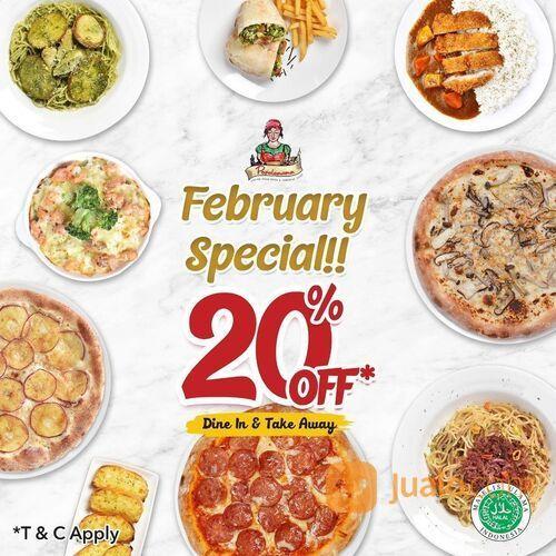 Popolamama 20% OFF* for Dine In & Take Away! (29470031) di Kota Jakarta Selatan