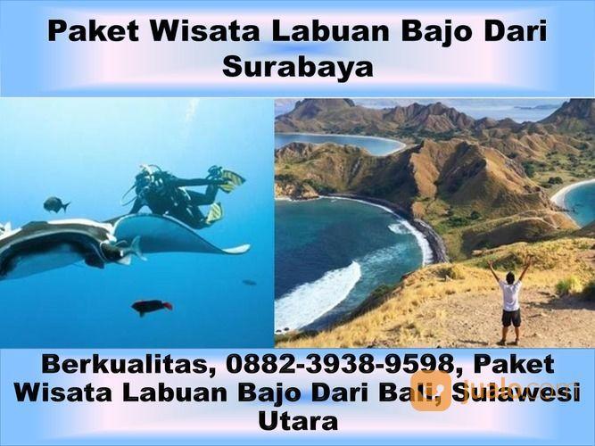 Jasa, 0882-3938-9598, Paket Wisata Labuan Bajo 1 Hari, Jambi (29476242) di Kota Semarang