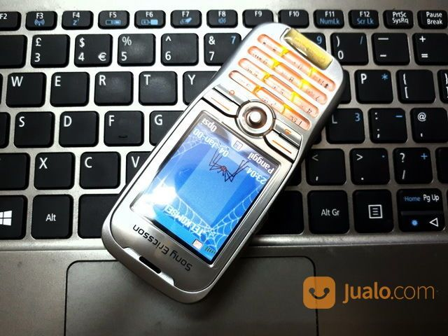 Hape Jadul Sony Ericsson K500 K500i Seken Mulus Kolektor Item (29476876) di Kota Jakarta Pusat