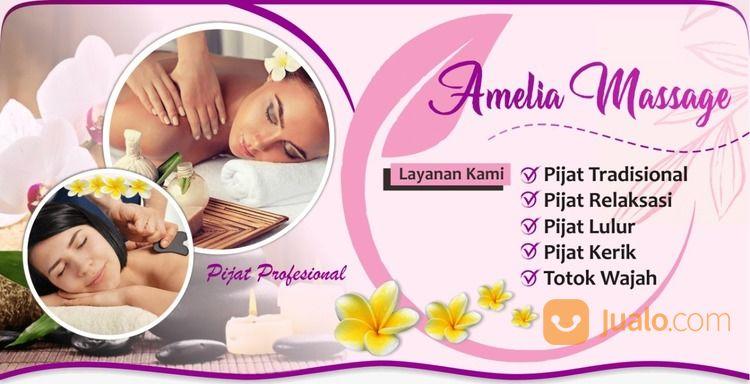 Pijat Panggilan Bsd Amelia (29485597) di Kota Tangerang Selatan