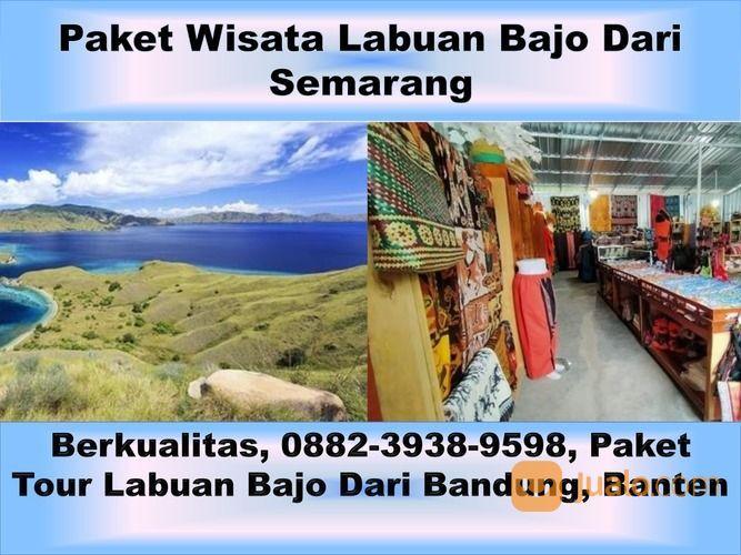 Jasa, 0882-3938-9598, Paket Wisata Labuan Bajo Dari Surabaya, Sumatera Selatan (29487571) di Kota Semarang