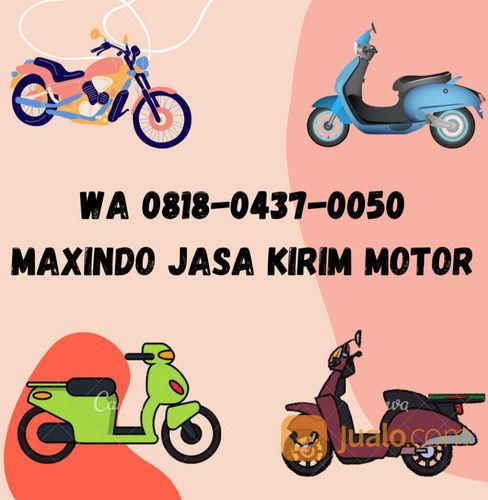 HUB 0818-0437-0050 MAXINDO JASA PENGIRIMAN MOTOR MURAH JAKARTA BALIKPAPAN (29489308) di Kota Jakarta Barat