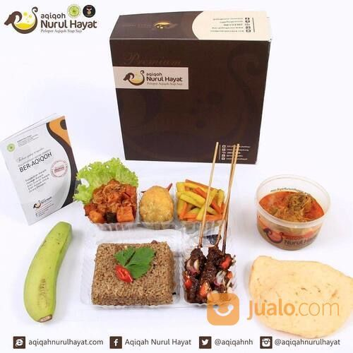 Aqiqah Paket Kotakan Nurul Hayat Praktis (29490431) di Kota Jakarta Pusat