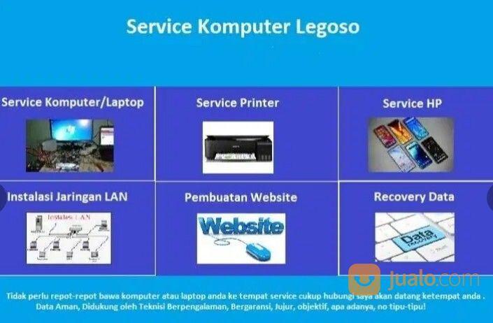 Service Komputer Legoso (29513956) di Kota Tangerang Selatan