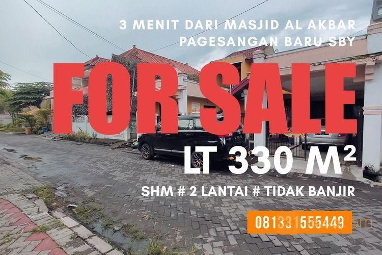 Pagesangan Baru Akses 3 Menit Dari Masjid Agung Sby (29516290) di Kota Surabaya