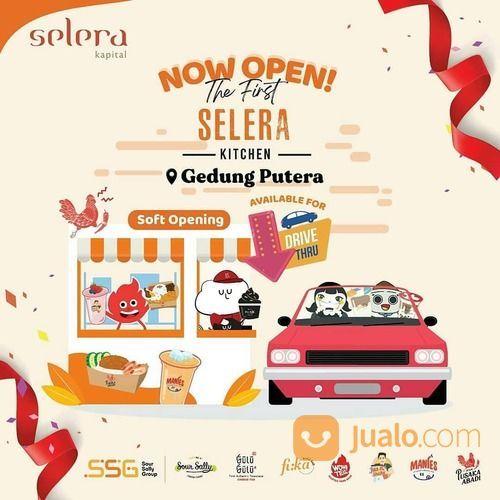 Now Open, The 1st Cloud Kitchen Drive-Thru @soursallygroup X @selerakapital (29516393) di Kota Jakarta Selatan