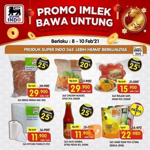 """Super Indo PROMO IMLEK BAWA UNTUNG! Saatnya belanja dengan promo SSRK """"IMLEK BAWA UNTUNG"""" di Super (29517310) di Kota Jakarta Selatan"""