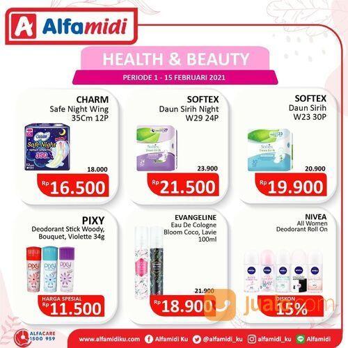 Alfamidi Promo Kebutuhan perawatan kesehatan dan kecantikan bisa kamu dapatkan di Alfamidi lho! (29517352) di Kota Jakarta Selatan