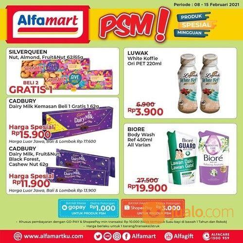Alfamart Promo Produk Spesial Mingguan terbaru berikut ini (29517368) di Kota Jakarta Selatan