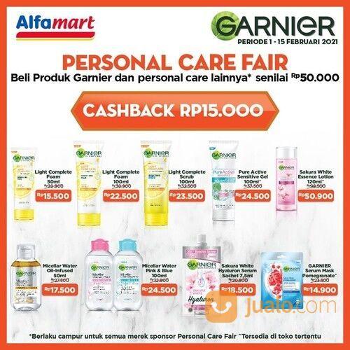 Alfamart Promo Garnier Personal Care Fair kembali hadir lagi lho di #Alfamart (29517378) di Kota Jakarta Selatan