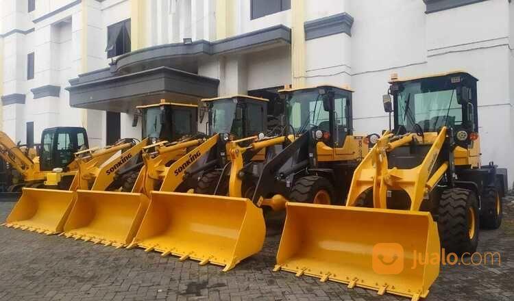 Wheel Loader 0,8 & 1,1 M3 Murah, Yunnei Engine Turbo, Brand SONKING (29518655) di Kab. Jayawijaya