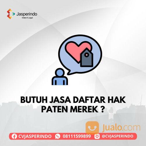 DAFTAR HAK PATEN MEREK (29518668) di Kota Tangerang Selatan
