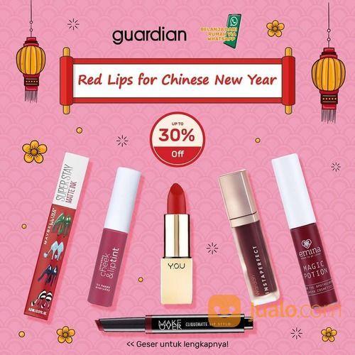Guardian Promo Lips Product (29520171) di Kota Jakarta Selatan