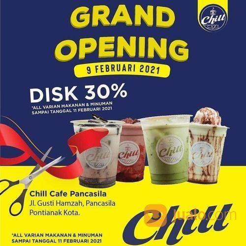 Chill Cafe Pancasila Discount 30% untuk all variant makanan dan minuman (29520288) di Kota Jakarta Selatan