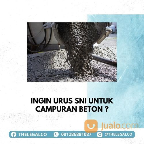 SNI CEMARAN BETON (29522383) di Kota Jakarta Selatan