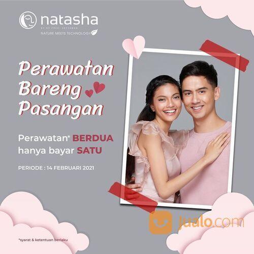 Natasha Skin Clinic Center promo perawatan berdua hanya bayar satu di seluruh cabang (29551093) di Kota Jakarta Selatan