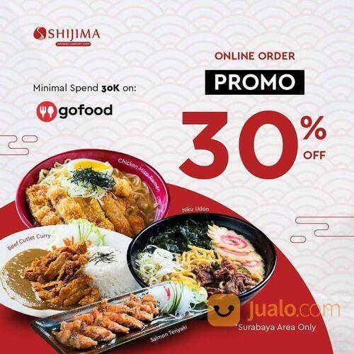 Shijima Japanese Food Kabar baik untuk penikmat makanan Jepang ! (29554193) di Kota Jakarta Selatan