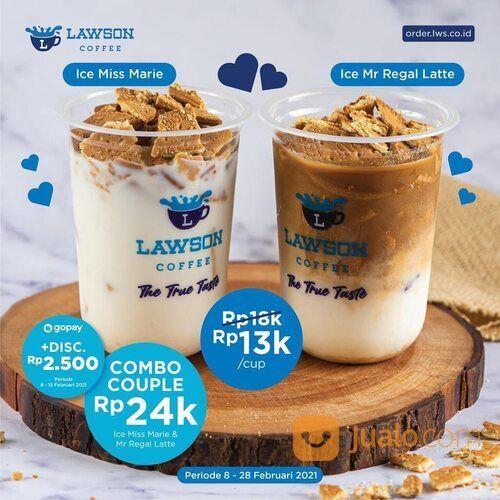 """LAWSON Promo """"Combo Couple"""" yang harus banget dicoba bareng orang tersayang! (29554396) di Kota Jakarta Selatan"""