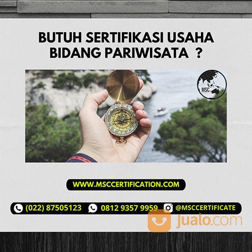 Lembaga Sertifikasi Usaha Bidang Pariwisata Murah (29560424) di Kab. Bandung