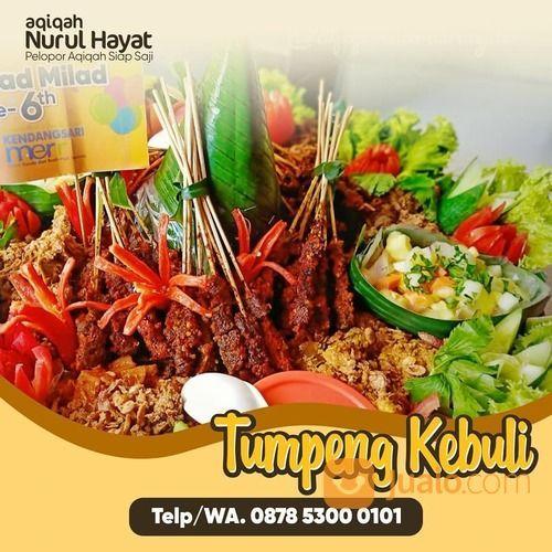 Tumpeng Kebuli Aqiqah Jakarta Nurul Hayat (29567986) di Kota Jakarta Pusat