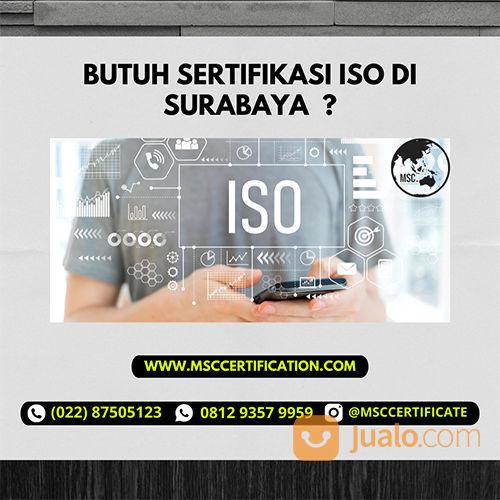 Lembaga Sertifikasi Iso Di Surabaya Termurah (29573196) di Kab. Bandung