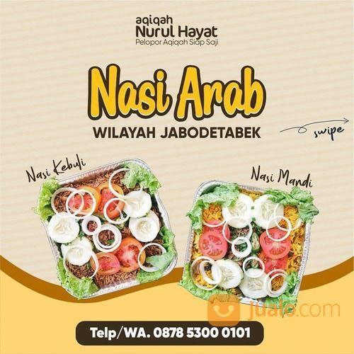 Nasi Arab Jabodetabek Murah Enak (29573417) di Kota Jakarta Pusat