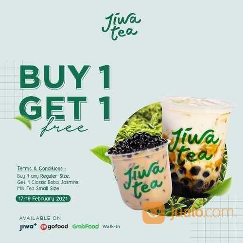 Jiwa Tea SPECIAL UNTUK #SOBATSEJIWA (29575679) di Kota Jakarta Selatan