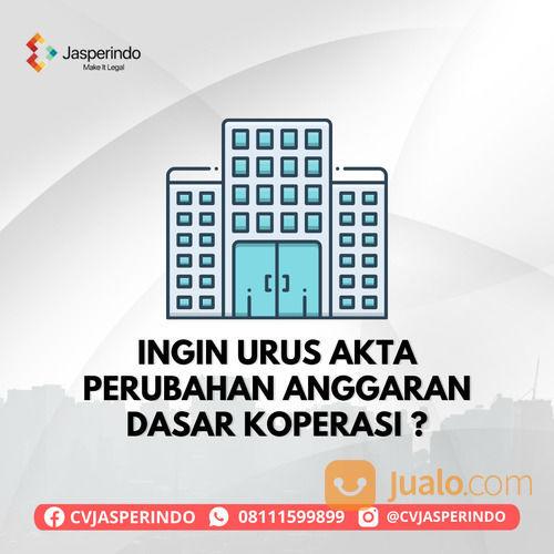 Akta Perubahan Anggaran Dasar Koperasi Tangerang Selatan Jualo