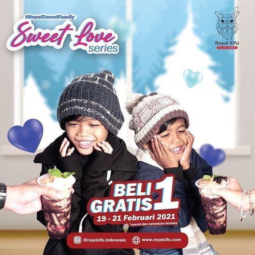 Royal Xifu Selamat datang di Royal Sweet Love (29581069) di Kota Jakarta Selatan