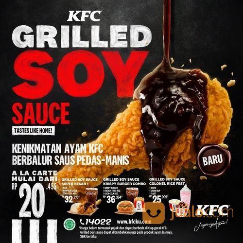 KFC Grilled Soy Sauce Chicken! (29581214) di Kota Jakarta Selatan