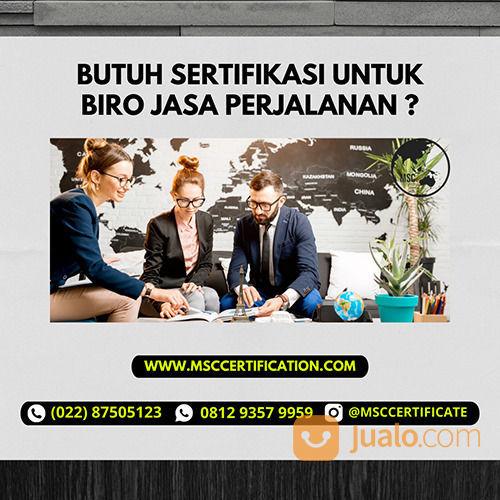 Sertifikasi Usaha Pariwisata Biro Perjalanan Wisata (29583544) di Kab. Bandung