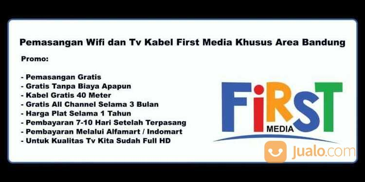First Media Cigelereng (29584587) di Kota Bandung