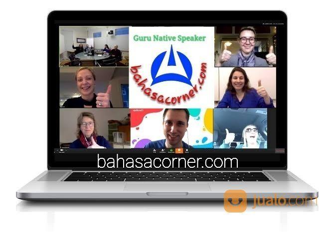 Privat Bahasa Inggris Online Dengan Native Speaker (29584919) di Kota Jakarta Selatan