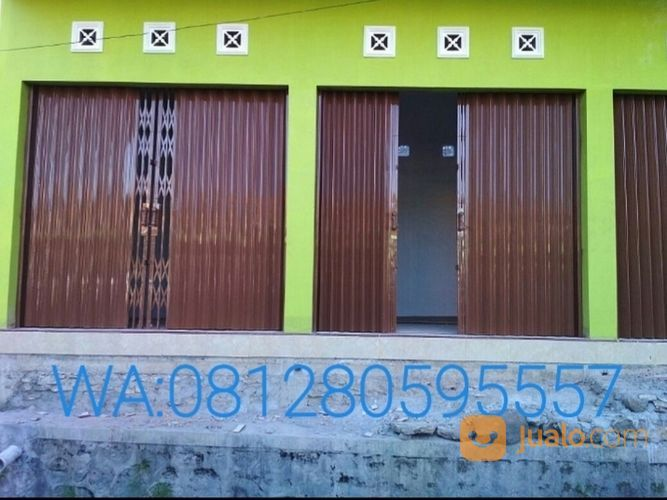 Wa 081280595557 Pemasang Pintu Folding Gate Ragunan (29585070) di Kota Jakarta Selatan