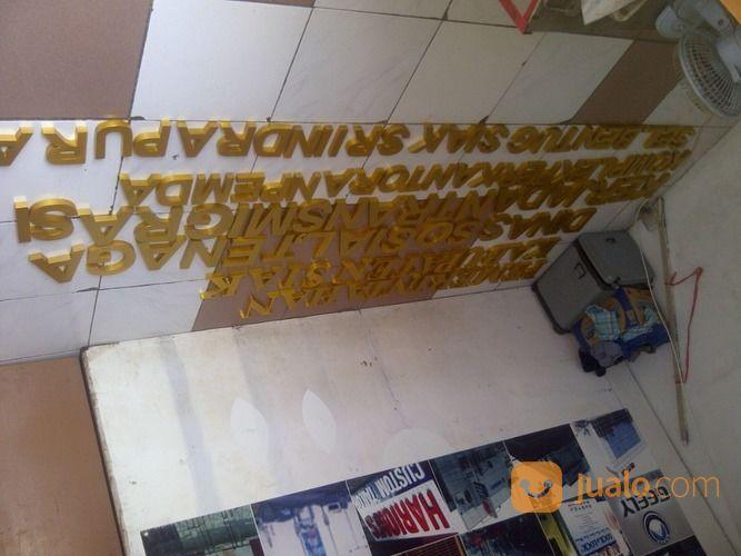 Jasa Pembuatan Letter Timbul, Signage, Lettersign Termurah (29586167) di Kota Jakarta Barat