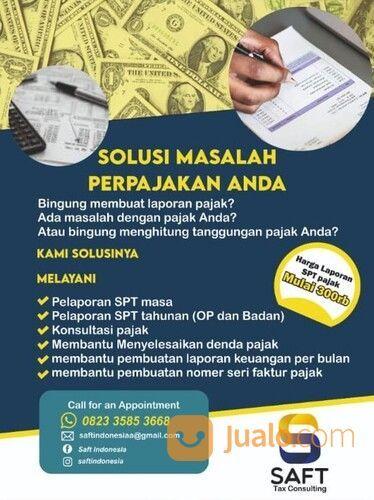 Jasa Pembuatan SPT Tahunan (29587114) di Kota Surakarta