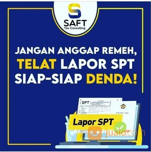 Jasa Pembuatan SPT Tahunan Termurah Di Solo (29587122) di Kota Surakarta
