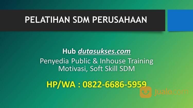 Pelatihan Kerja Terhadap Motivasi, Pengaruh Pelatihan Dan Motivasi Kinerja Karyawan (29587811) di Kota Malang