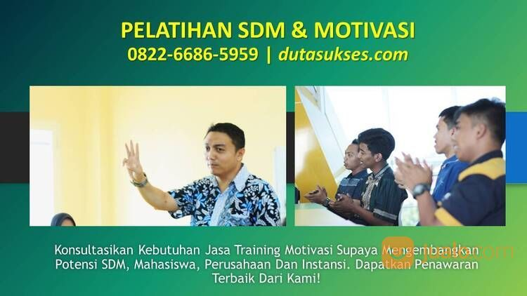 Hubungi 0822-6686-5959, Motivator Adalah, Motivator Indonesia (29587860) di Kota Malang
