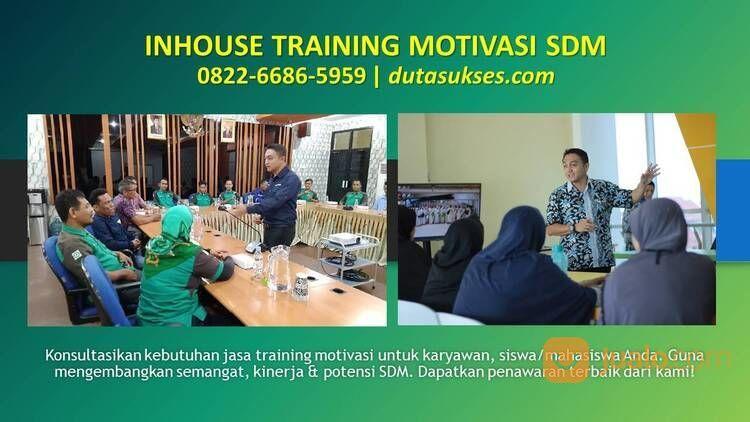 Hubungi 0822-6686-5959, Motivator Di Indonesia, Motivator Dan Inspirator (29588227) di Kota Malang