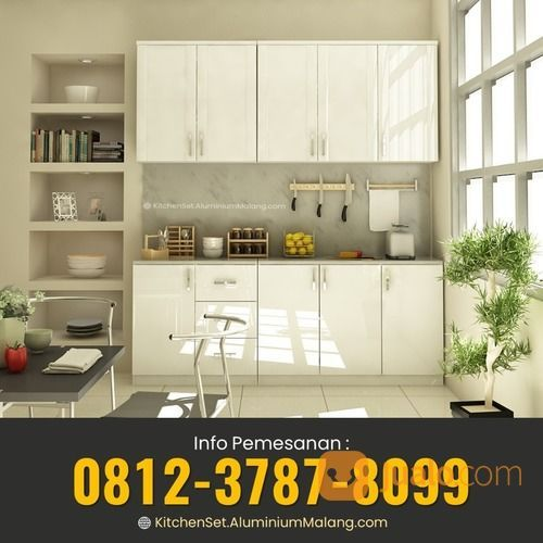 TERMURAH!! WA: O8I2-3787-8O99, Kitchen Set Dapur Sempit Malang (29593192) di Kab. Malang