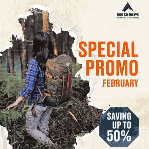 Eiger Buah Batu Special Promo Februari (29593545) di Kota Bandung
