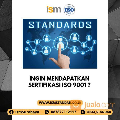 ISO 9001 SURABAYA (29596269) di Kota Surabaya