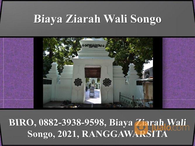 BIRO, 0882-3938-9598, Biaya Ziarah Wali Songo, 2021, RANGGAWARSITA (29596549) di Kota Semarang