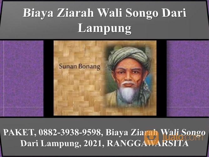 PAKET, 0882-3938-9598, Biaya Ziarah Wali Songo Dari Lampung, 2021, RANGGAWARSITA (29596568) di Kota Semarang
