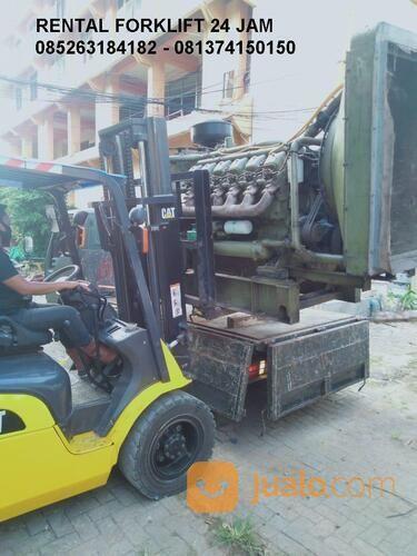 Sewa-Rental Forklift Harian Pondok Cabe-0895 18 150 150 Gaplek Cirende (29596892) di Kota Tangerang Selatan