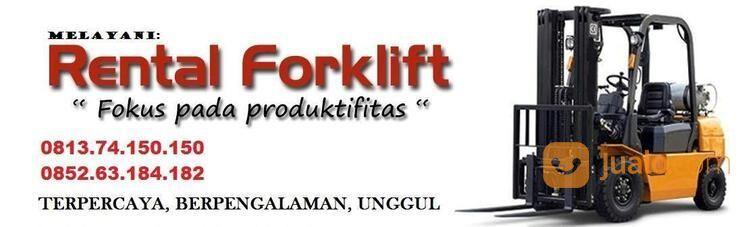 Rental Sewa Forklift Cirendeu,Ciputat 0852 8393 6565 (29596930) di Kota Tangerang Selatan