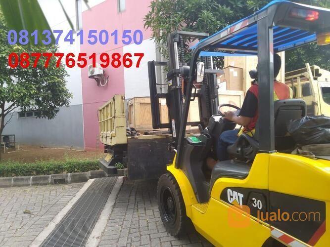 SEWA RENTAL FORKLIFT TANAH KUSIR,089518150150 (29597554) di Kota Jakarta Selatan